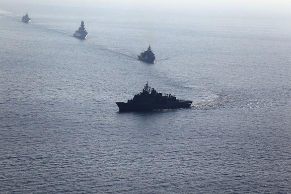 Αιγαίο - Υπό στενή παρακολούθηση από το Πολεμικό Ναυτικό η τουρκική κινητικότητα