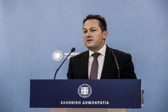 """Πέτσας: """"Στηρίζουμε τις δουλειές και το εισόδημα των Ελλήνων"""""""