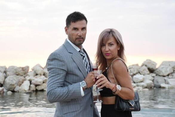 Δημοσθένης Γεωργαντόπουλος και Ελπίδα Μαστροκάλου τα κεντρικά πρόσωπα της καλοκαιρινής καμπάνιας του οίκου CARLO DALI LONDON (pics)