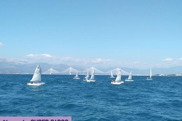 Ο Ιστιοπλοϊκός Όμιλος ΠατρώνΠρωταθλητής Όμιλος της Περιφέρειας Νότιας Ελλάδας