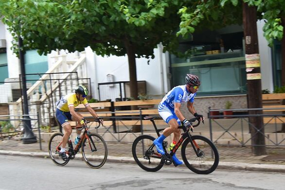 Δύο χρυσά μετάλλια για τον πρωταθλητή ποδηλασίας Λουκά Καταπόδη