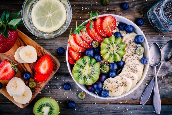 Tips για να αγαπήσετε την υγιεινή διατροφή