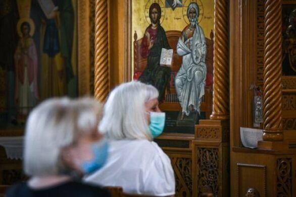 Πάτρα: Τι λένε στους κύκλους της τοπικής εκκλησίας για το αν φορούν μάσκα οι πιστοί