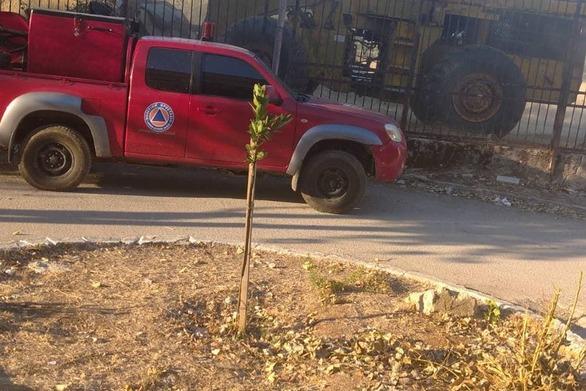 Ο Δήμος Δυτικής Αχαΐας και η Πολιτική Προστασία προβαίνουν σε καθαρισμό δημοτικών οικοπέδων