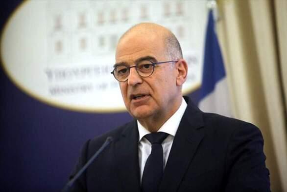 """Νίκος Δένδιας: """"Επικίνδυνη για όλες τις χώρες της Μεσογείου η παραβατικότητα της Τουρκίας"""""""