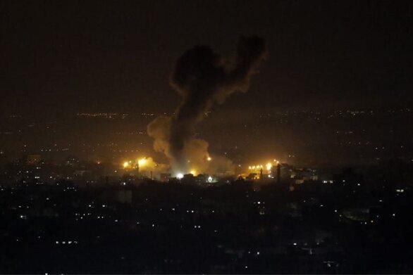 Παλαιστίνη: Ισραηλινές επιδρομές στη Γάζα σε αντίποινα για επιθέσεις με εμπρηστικά μπαλόνια