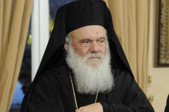 """Ιερώνυμος: """"Εύχομαι η Παναγία να είναι αυτή που κυριαρχεί μέσα μας και θα μας ενισχύει"""""""
