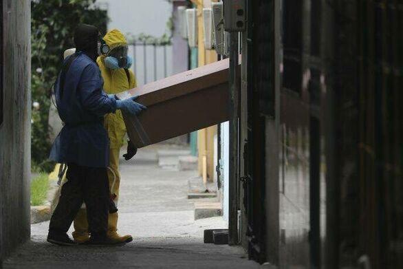 Παρατείνεται η κατάσταση έκτακτης ανάγκης στον Ισημερινό