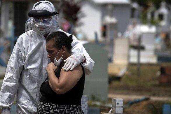 Κορωνοϊός: 41.576 κρούσματα και 709 θάνατοι το τελευταίο 24ωρο στη Βραζιλία