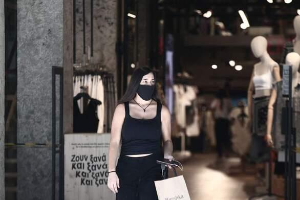 Τέσσερις παραβάσεις για τη μη χρήση μάσκας στη Δυτική Ελλάδα