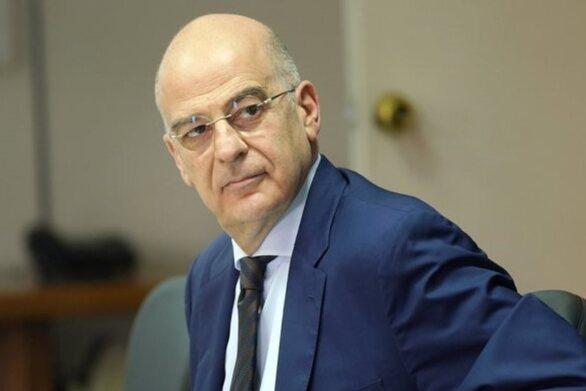 Υπουργείο Εξωτερικών: Στην Κύπρο την Τρίτη ο Νίκος Δένδιας