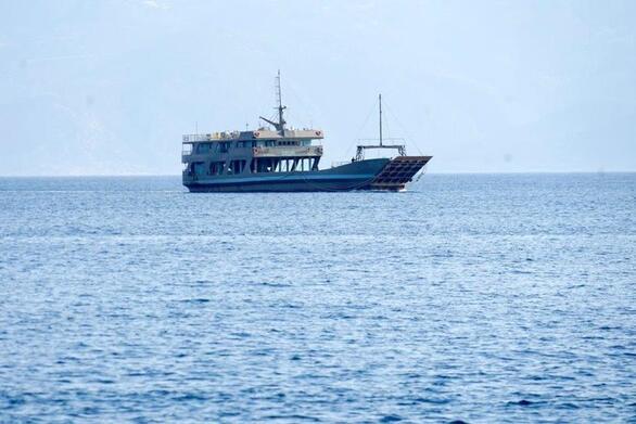 Προκηρύχθηκε η ακτοπλοϊκή σύνδεση Αίγιο - Τριζόνια - Άγιος Νικόλαος