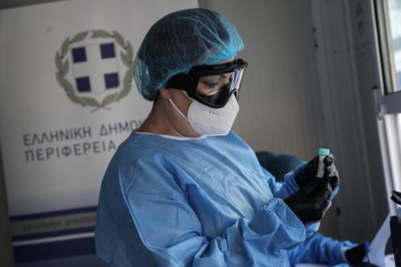 Σε Ηλεία και Αιτωλοακαρνανία εντοπίστηκαν 5 νεά κρούσματα κορωνοϊού