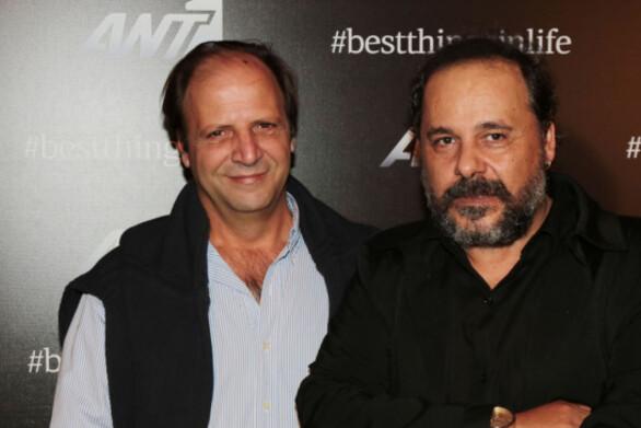 Αλέξανδρος Ρήγας και Δημήτρης Αποστόλου επίσημα στην ΕΡΤ