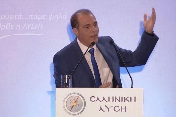"""Κυριάκος Βελόπουλος: """"Είμαι εναντίον της μάσκας"""" (video)"""
