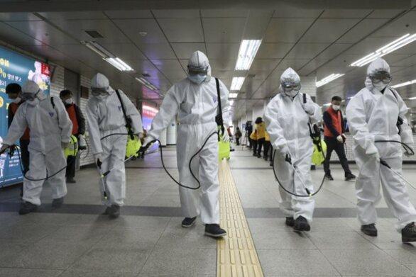 Τα περισσότερα νέα κρούσματα κορωνοϊού από τον Μάρτιο στη Νότια Κορέα
