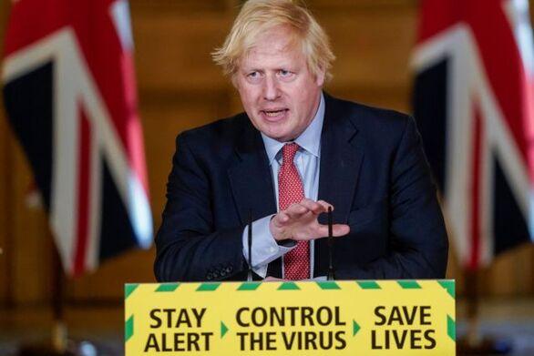 Κορωνοϊός: «Δεν τίθεται θέμα να μην ξανανοίξουν τα σχολεία στη Βρετανία», λέει ο Μπόρις Τζόνσον