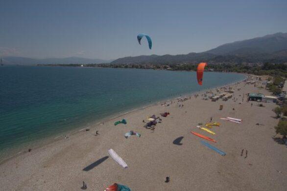Πάτρα - Ο ΙΑΣΩΝ ετοιμάζεται να υποδεχτεί την κοινότητα του kiteboarding στην Πλαζ!