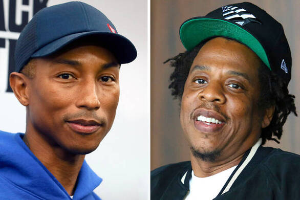 «Entrepreneur»: Το νέο τραγούδι των Pharrell Williams και Jay-Z για τη φυλετική αδικία στις ΗΠΑ (video)