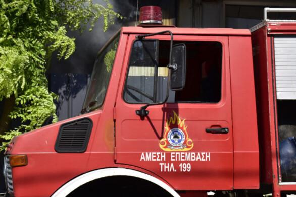Πέραμα: Ανασύρθηκε νεκρός ηλικιωμένος από φωτιά σε σπίτι