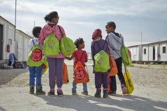 Έναρξη σχολικής χρονιάς και για τα προσφυγόπουλα στη Θεσσαλονίκη