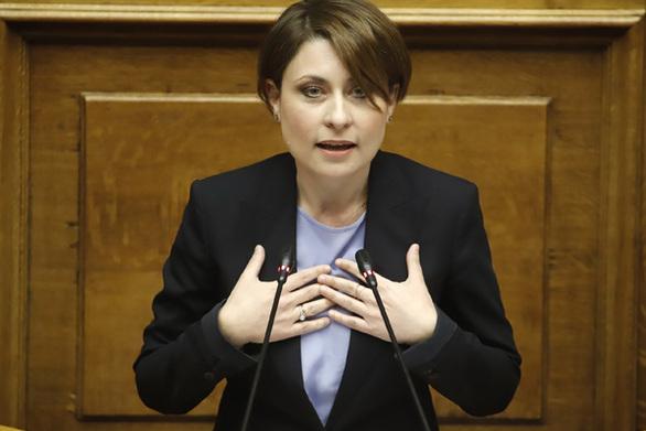 Η Χριστίνα Αλεξοπούλου για το θάνατο του Δημήτρη Φραντζή
