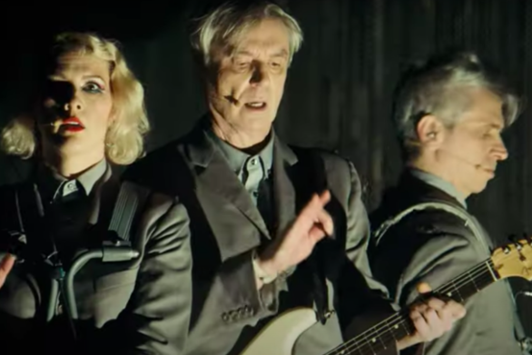 Teaser για την ταινία του Σπάικ Λι «David Byrne's American Utopia» (video)