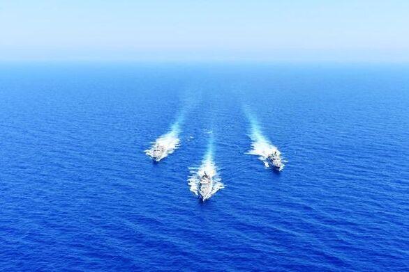 Ιόνιο: Επέκταση χωρικών υδάτων στα 12 ναυτικά μίλια - Ποιο «μήνυμα» στέλνει στην Τουρκία