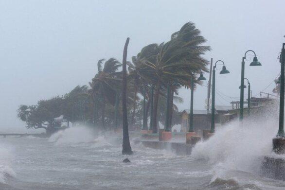 Ο τυφώνας Λόρα «χτυπάει» Λουιζιάνα και Τέξας (φωτο+βίντεο)