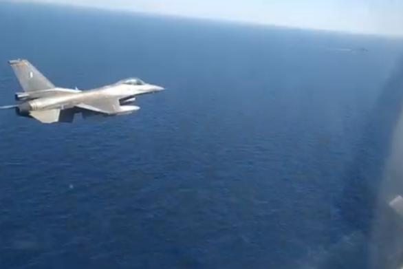 Κρήτη - Kοινή αεροναυτική άσκηση Ελλάδας και ΗΠΑ (video)