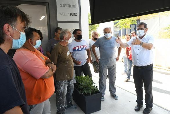 """Δήμος Πατρέων: """"Ν.Δ. και ΣΥΡΙΖΑ καταδικάζουν στην ανεργία τους εργαζόμενους"""""""