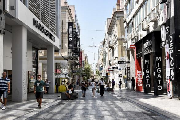 Εμπορικός Σύλλογος Αθηνών: 9/10 εμπόρους είδαν πτώση τζίρου το τελευταίο 6μηνο