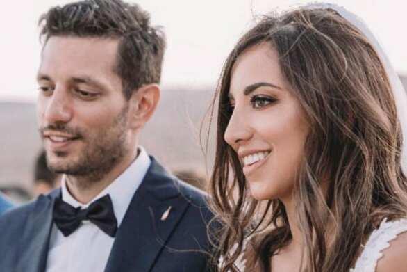 Κωνσταντίνος Κυρανάκης: «Ήθελα ο γάμος μου να είναι όσο πιο απλός γίνεται»