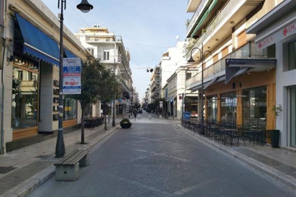 Φόβος για την αγορά της Πάτρας ένα μακρινό (μέχρι ώρας) ενδεχόμενο lockdown