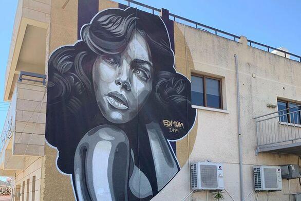 Το ArtWalk επιστρέφει ξανά και μαζί του ξεκινάει και η 4η τοιχογραφία στην Πάτρα!