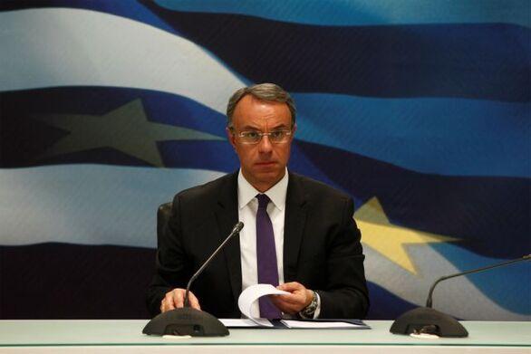 Σταϊκούρας: Η εκταμίευση των χρημάτων από ΕΕ θα γίνει εντός του Σεπτεμβρίου