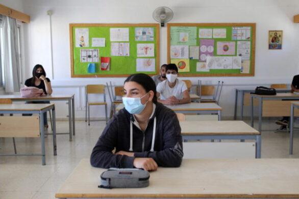 Κορωνοϊός - Προβληματισμός για τους αρνητές της μάσκας στα σχολεία