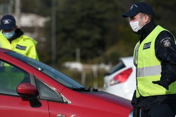 Κορωνοϊός - Δυτική Ελλάδα: 10 παραβάσεις για μη χρήση μάσκας