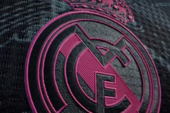 Εντυπωσιάζει η νέα μαύρη φανέλα της Ρεάλ Μαδρίτης (pics)
