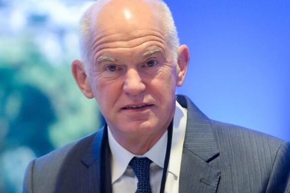 Παρέμβαση Γιώργου Α. Πανανδρέου στην Επιτροπή Πολιτικών Υποθέσεων και Δημοκρατίας του Συμβουλίου της Ευρώπης