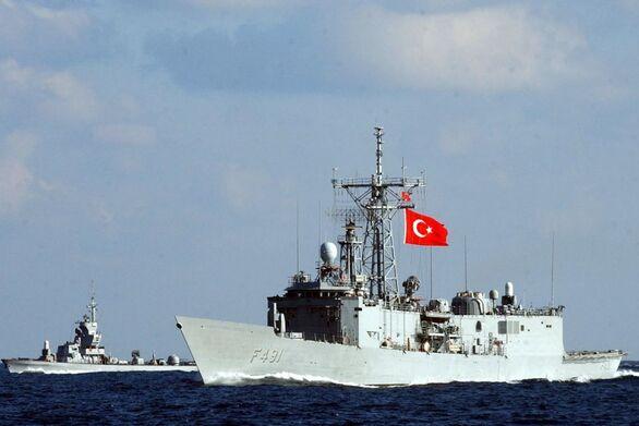 Ανησυχία της Βρετανίας για την ένταση στην Ανατ. Μεσόγειο