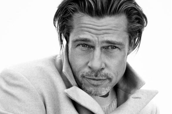 O Brad Pitt ποζάρει για τον οίκο Brioni και είναι πιο γοητευτικός από ποτέ! (φωτο)