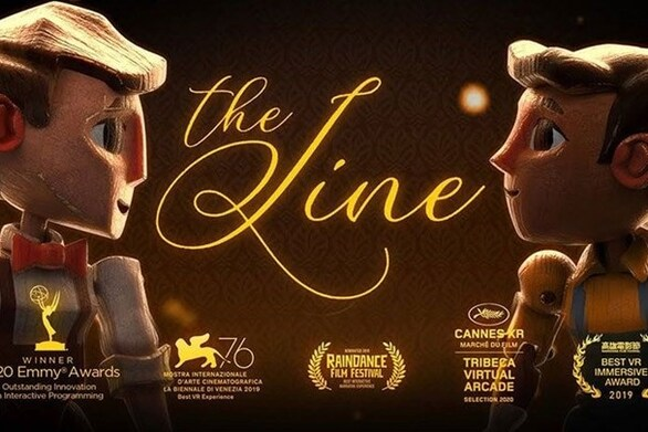 The Line: Βραβεύτηκε με Emmy η ταινία εικονικής πραγματικότητας της Αλεξίας Κυριακοπούλου (video)