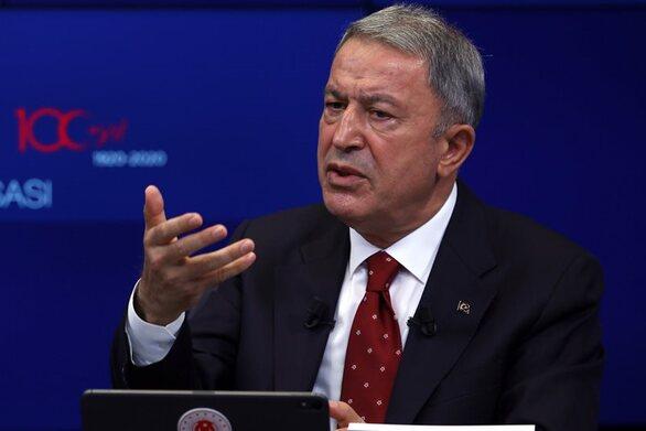 Ακάρ: Να σωπάσει η Ελλάδα, για να μην γίνει μεζές!