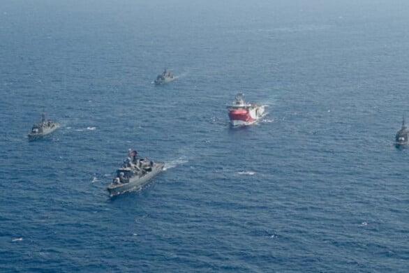 Δεν ανανέωσε τη NAVTEX η Τουρκία