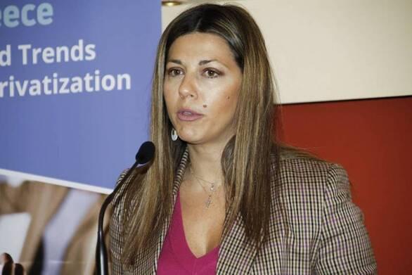 Η υφυπουργός Σοφία Ζαχαράκη στην Ηλεία, για την έναρξη της σχολικής χρονιάς