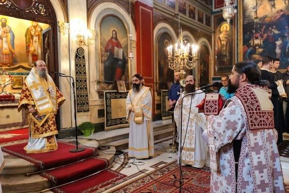 Μητροπολίτης Πατρών: «Ο Ελληνισμός δεν μπορεί να επιβιώσει χωρίς οράματα, ελπίδα και μνήμες»
