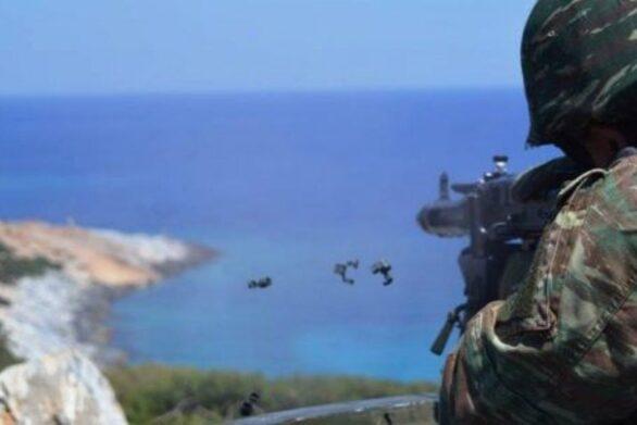 Τουρκία - Εξέδωσε αντι-NAVTEX ζητώντας αποστρατικοποίηση της Χίου