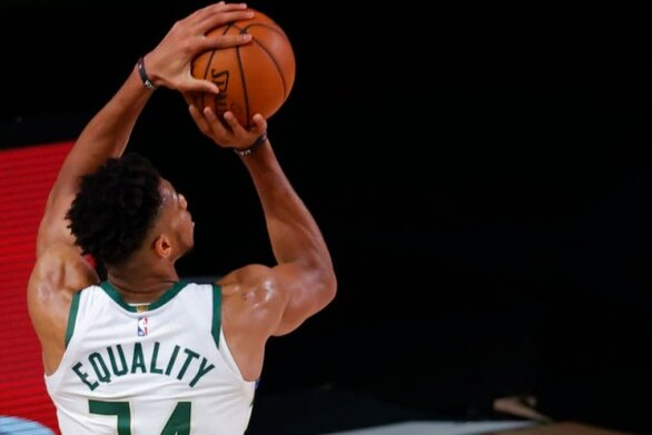 Βίντεο αναλύει το σουτ του Γιάννη Αντετοκούνμπο στα χρόνια που βρίσκεται στο NBA