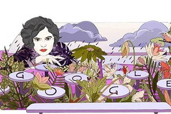 Mascha Kaléko: Η Google τιμά την Πολωνή ποιήτρια με doodle
